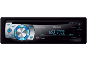 Pioneer - DEH-P400UB - Car Stereos - Single Din