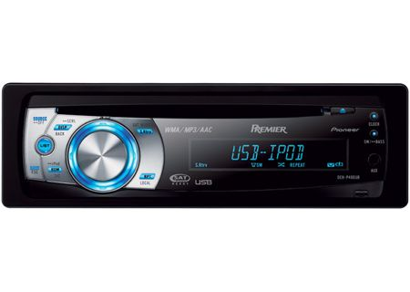 Pioneer - DEH-P400UB - Car Stereos - Single DIN
