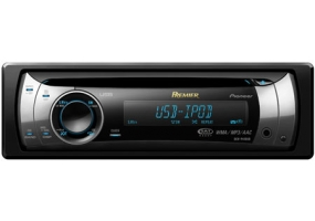 Pioneer - DEH-P410UB - Car Stereos - Single Din
