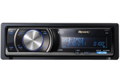 Pioneer - DEH-P500UB - Car Stereos - Single Din