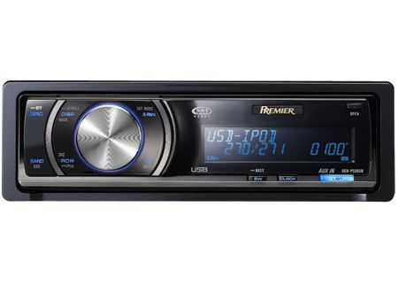 Pioneer - DEH-P500UB - Car Stereos - Single DIN