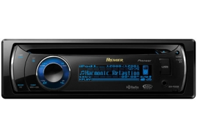 Pioneer - DEH-P510UB - Car Stereos - Single Din