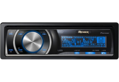 Pioneer - DEHP600UB - Car Stereos - Single DIN