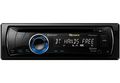 Pioneer - DEH-P610BT - Car Stereos - Single Din