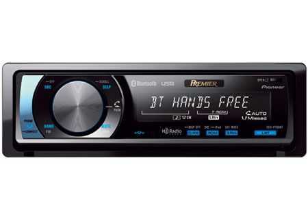 Pioneer - DEH-P700BT - Car Stereos - Single DIN