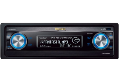 Pioneer - DEH-P800PRS - Car Stereos - Single Din