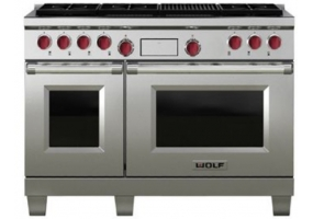 Wolf - DF486GLP - Dual Fuel Ranges