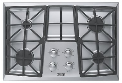 Viking - DGVU200-4B - Gas Cooktops