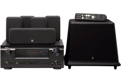 Denon - DHT-589BA - Home Theater Systems