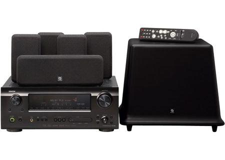 Denon - DHT-589BA - Home Theater Systems