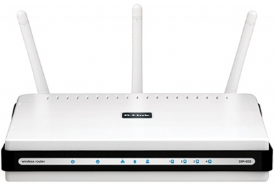 D-Link - DIR-655 - Networking & Wireless