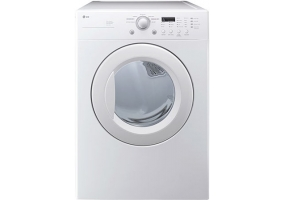 LG - DLE1310W - Electric Dryers