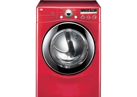LG - DLE2301R - Electric Dryers