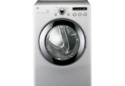 LG - DLE2301W - Electric Dryers