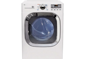 LG - DLE2601W - Electric Dryers