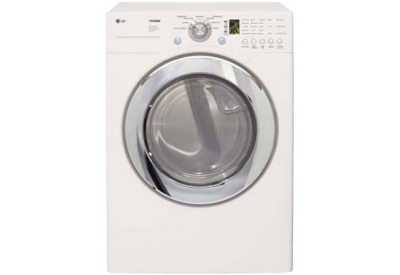 LG - DLE3733W - Electric Dryers