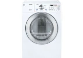 LG - DLE5977W - Electric Dryers