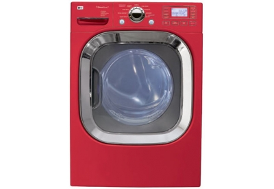 LG - DLEX3001R - Electric Dryers