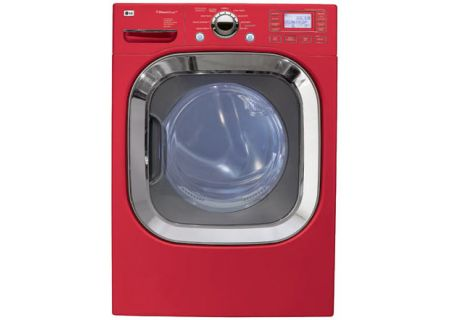 LG - DLEX3001R - Electric Dryers