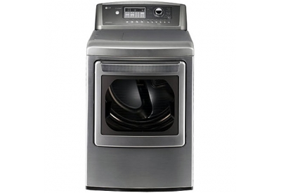 LG - DLEX5101V - Electric Dryers