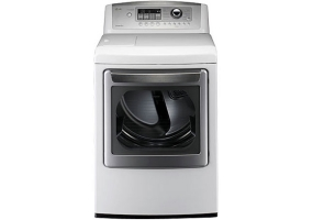 LG - DLEX5101W - Electric Dryers