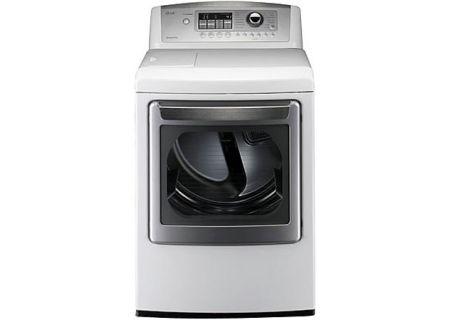 LG - DLEX5101W - Electric Dryers