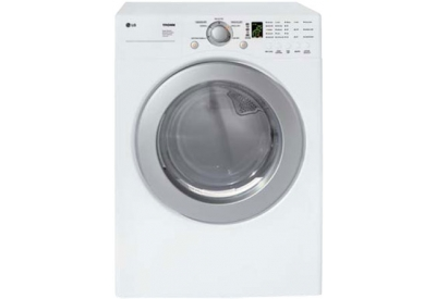 LG - DLG2526W - Gas Dryers