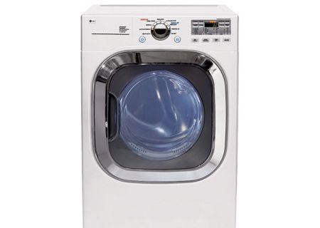 LG - DLG2602W - Gas Dryers