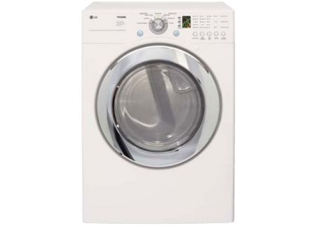 LG - DLG3744W - Gas Dryers