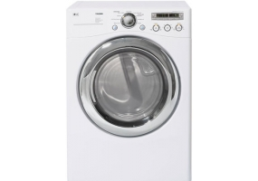 LG - DLG5966W - Gas Dryers