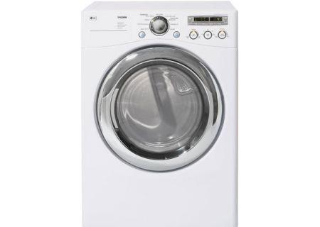 LG - DLG5966W - Gas Dryers