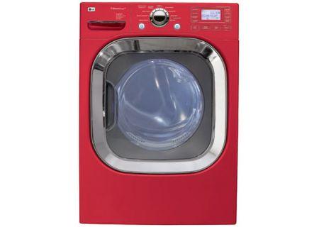 LG - DLGX3002R - Gas Dryers