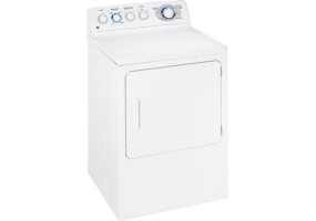 GE - DLSR483EGWW - Electric Dryers