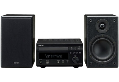 Denon - D-M38 - Mini Systems & iPod Docks