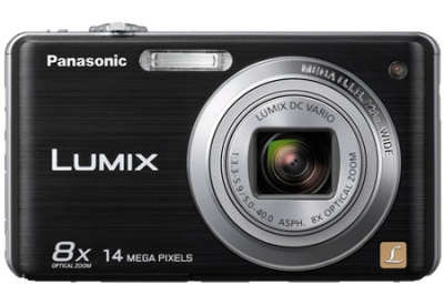 Panasonic - DMC-FH20K - Digital Cameras