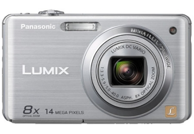 Panasonic - DMC-FH20S - Digital Cameras