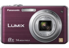 Panasonic - DMC-FH20V - Digital Cameras