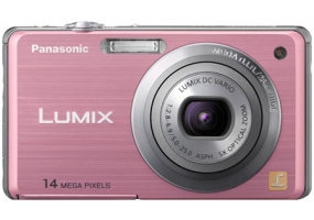 Panasonic - DMC-FH3P - Digital Cameras