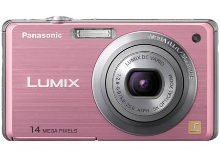 Panasonic - DMC-FH3P - Digital Cameras