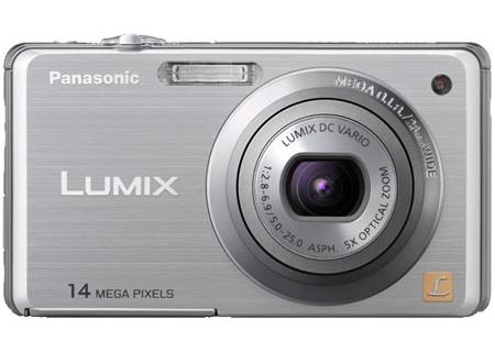 Panasonic - DMC-FH3S - Digital Cameras