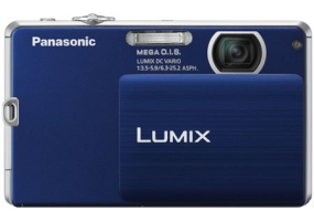Panasonic - DMC-FP3AB - Digital Cameras