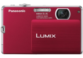 Panasonic - DMC-FP3R - Digital Cameras