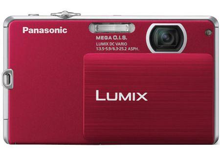 Panasonic - DMC-FP3R - Digital Cameras