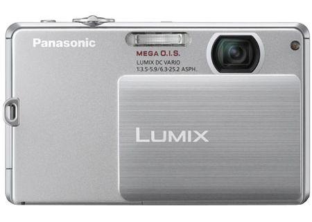 Panasonic - DMC-FP3S - Digital Cameras
