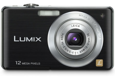 Panasonic - DMC-FS15K - Digital Cameras