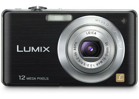 Panasonic - DMC-FS15K - Digital Cameras