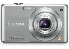 Panasonic - DMC-FS15S - Digital Cameras