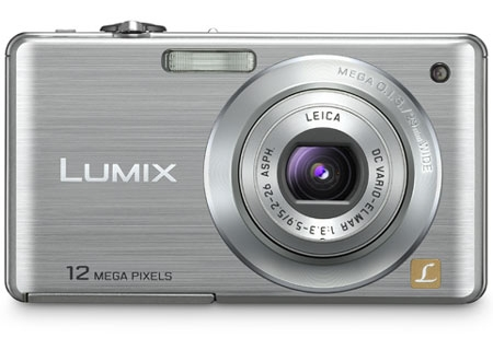 Panasonic - DMC-FS15S - Digital Cameras