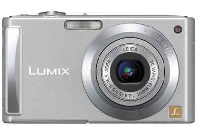 Panasonic - DMC-FS3S - Digital Cameras