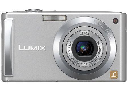 Panasonic - DMC-FS3S - Digital Cameras